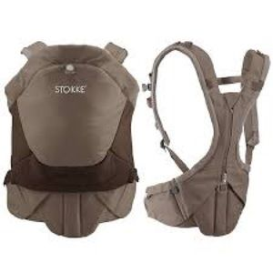 7227a1ab035 Stokke 3 in 1 MyCarrier Front Back Baby Carrier